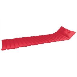 Lm natte repos 60x180 coton uni Rouge