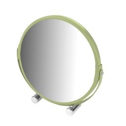 Miroir a poser grossissant x1/x3 metal vitamine Wasabi