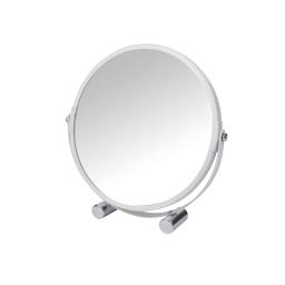 Miroir grossisant  ø17cm douceur d'interieur theme vitamine Blanc