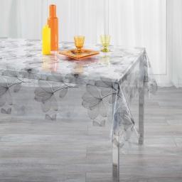 nappe cristal rectangle 140 x 240 cm pvc imprime 14/100e felicity