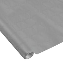 nappe damassee 1.18x5m - 40gr/m² - gris