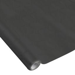 nappe damassee 1.18x5m - 40gr/m² - noir