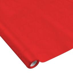 nappe damassee 1.18x5m - 40gr/m² - rouge vermeil