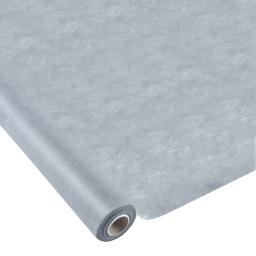 nappe effet tissu 1.20x10m - 50gr/m² - tissu tnt polypropylene 100% - gris