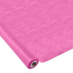 nappe effet tissu 1.20x10m - 50gr/m² - tissu tnt polypropylene 100% - hortensia