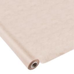 nappe effet tissu 1.20x10m - 50gr/m² - tissu tnt polypropylene 100% - taupe