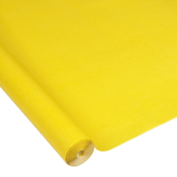 nappe gauftex 1.18*15m - 40gr/m² - jaune