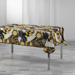 nappe rectangle 150 x 240 cm polyester imprime hannae
