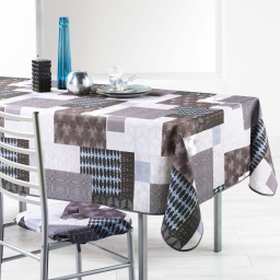 nappe rectangle 150 x 240 cm polyester imprime lanix