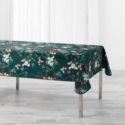 nappe rectangle 150 x 240 cm polyester imprime matinea