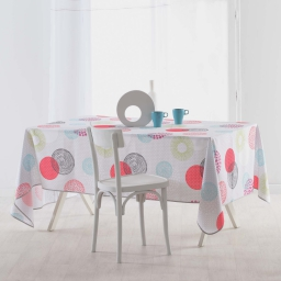 nappe rectangle 150 x 240 cm polyester imprime nebulo