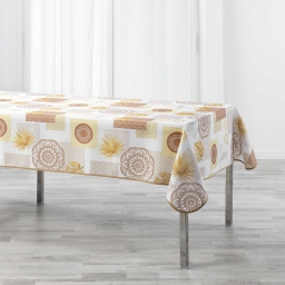 nappe rectangle 150 x 240 cm polyester imprime opera
