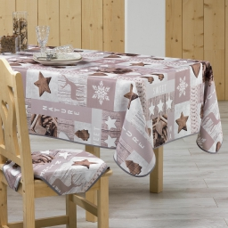 nappe rectangle 150 x 240 cm polyester photoprint altitude