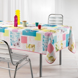 nappe rectangle 150 x 240 cm polyester photoprint aquarella