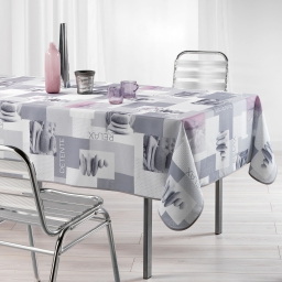 nappe rectangle 150 x 240 cm polyester photoprint detente
