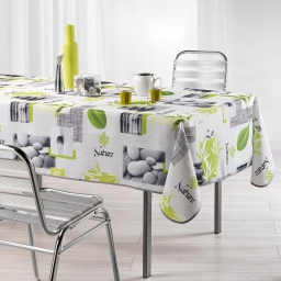 nappe rectangle 150 x 240 cm polyester photoprint spaceo