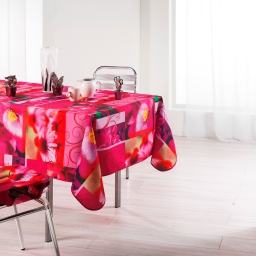 nappe rectangle 150 x 240 cm polyester photoprint valoria