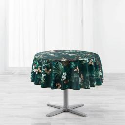 nappe ronde (0) 180 cm polyester imprime matinea