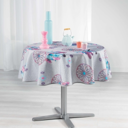 nappe ronde (0) 180 cm polyester imprime songes