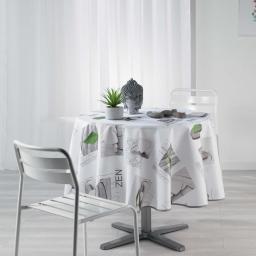 nappe ronde (0) 180 cm polyester photoprint eldorado