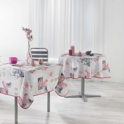 nappe ronde (0) 180 cm polyester photoprint orchisea