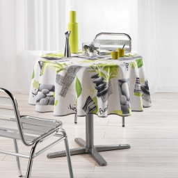 nappe ronde (0) 180 cm polyester photoprint spaceo