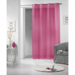Pan. oei 140x240 voile sable altesse Rose