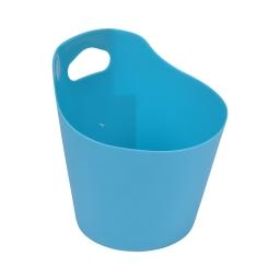 paniere ronde plastique ø14.5cm vitamine bleu ocean