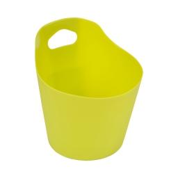 paniere ronde plastique ø14.5cm vitamine vert anis