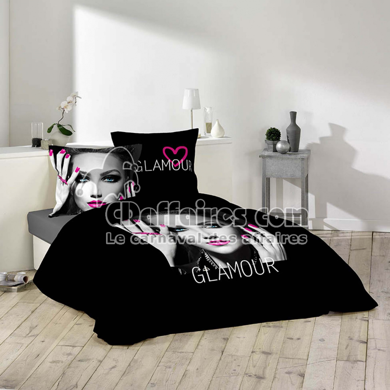 parures chambre ado cdaffaires. Black Bedroom Furniture Sets. Home Design Ideas