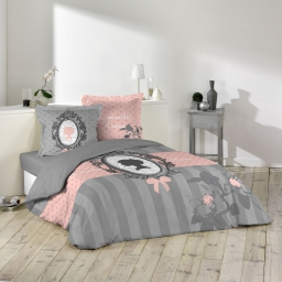 parure 3 p. 260 x 240 cm imprime 57 fils dessin place boudoir