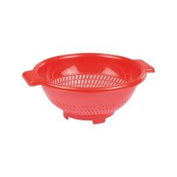 passoire ø25*h10cm - rouge