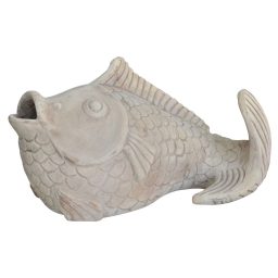 poisson terracotta l32*p57*h29cm