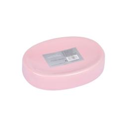 porte-savon ceramique vitamine rose poudré