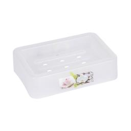 porte-savon plastique imprimé lovely