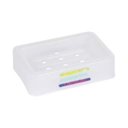 porte-savon plastique imprimé new life