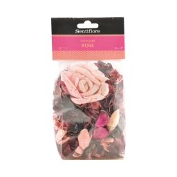 pot pourri 1.25l parfum rose