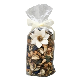 pot pourri 200g parfum notes musquées