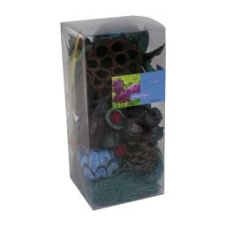 pot pourri  boite 22x10 lila