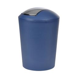poubelle a bascule flic-flac plastique 5,6l vitamine indigo