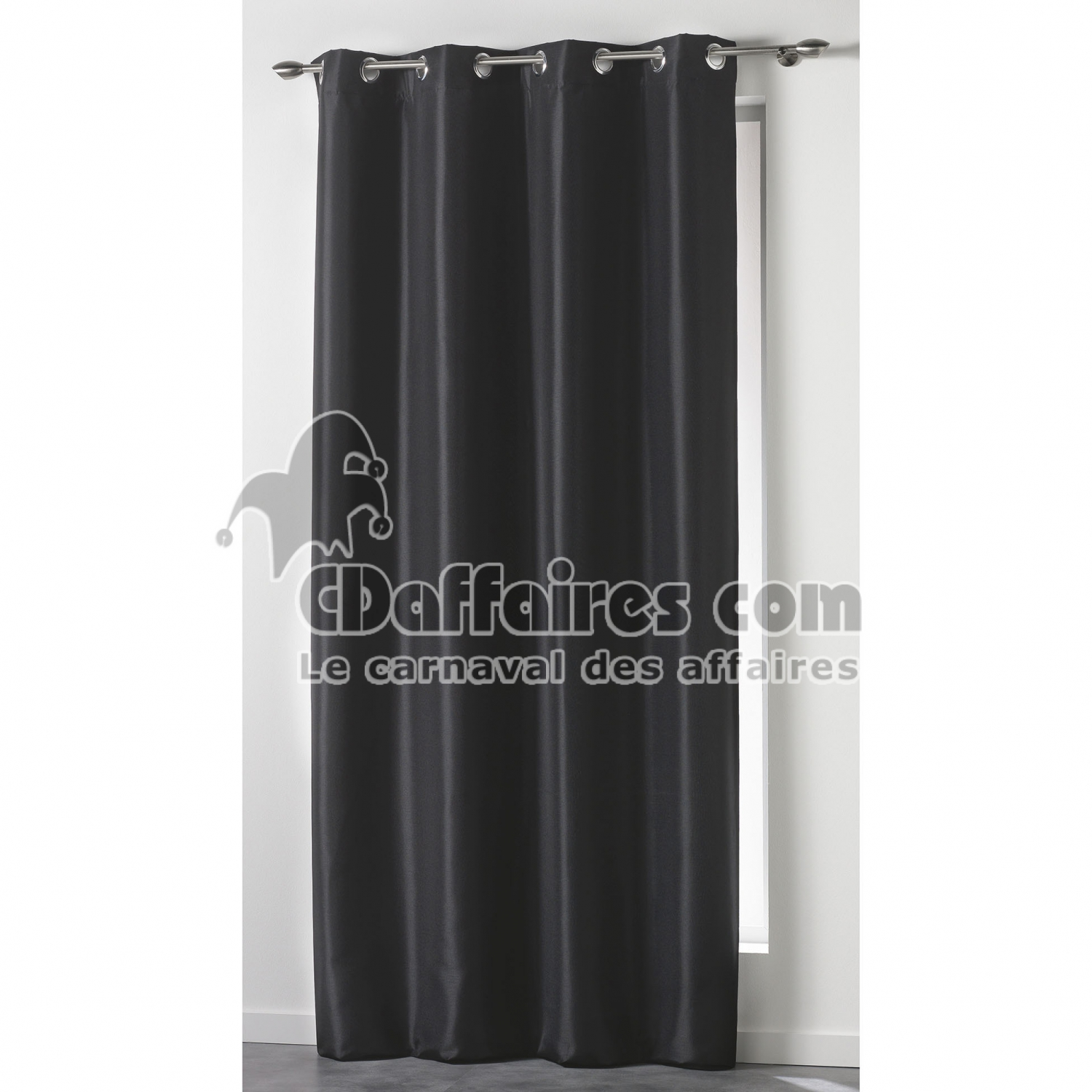 rideau isolant phonique rideau isolant phonique thermique achat vente rideau 100 polyester. Black Bedroom Furniture Sets. Home Design Ideas