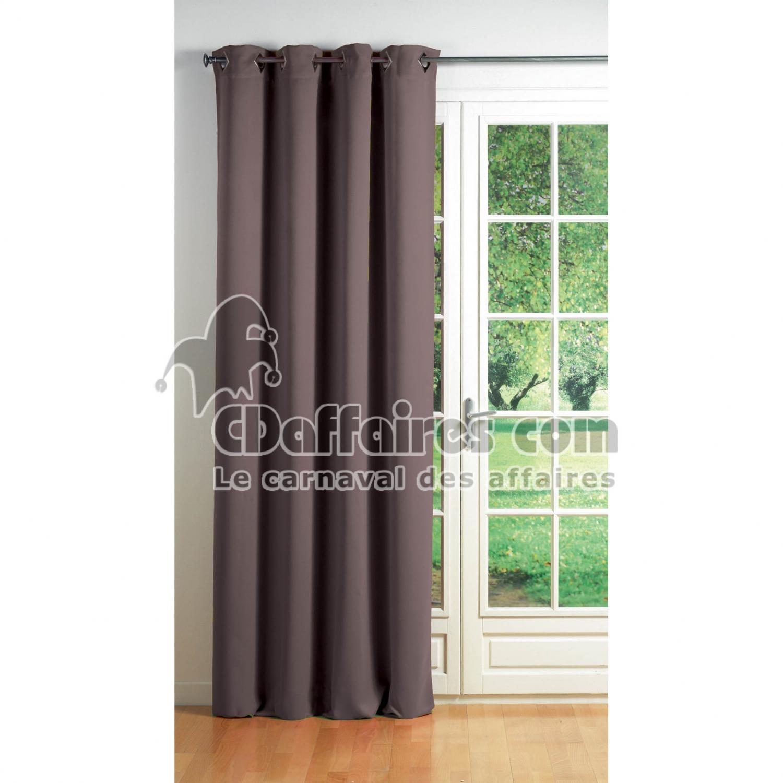 rideau couleur taupe finest enchanteur rideau couleur. Black Bedroom Furniture Sets. Home Design Ideas