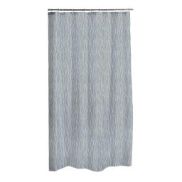 rideau de douche diamant polyester 180*h200cm urban gris clair