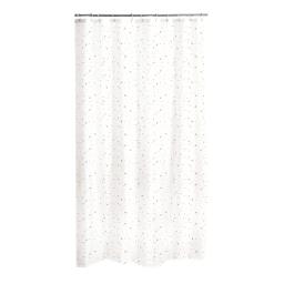 rideau de douche polyester 180*h200cm terrazzo
