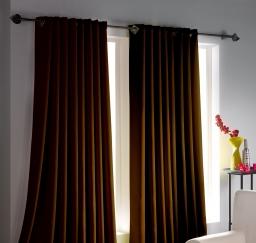 rideau thermique rideau phonique rideau occultant. Black Bedroom Furniture Sets. Home Design Ideas