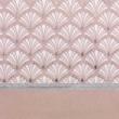 Rideau tamisant a oeillets 140 x 240 cm 100% coton Artchic Rose, image n° 3