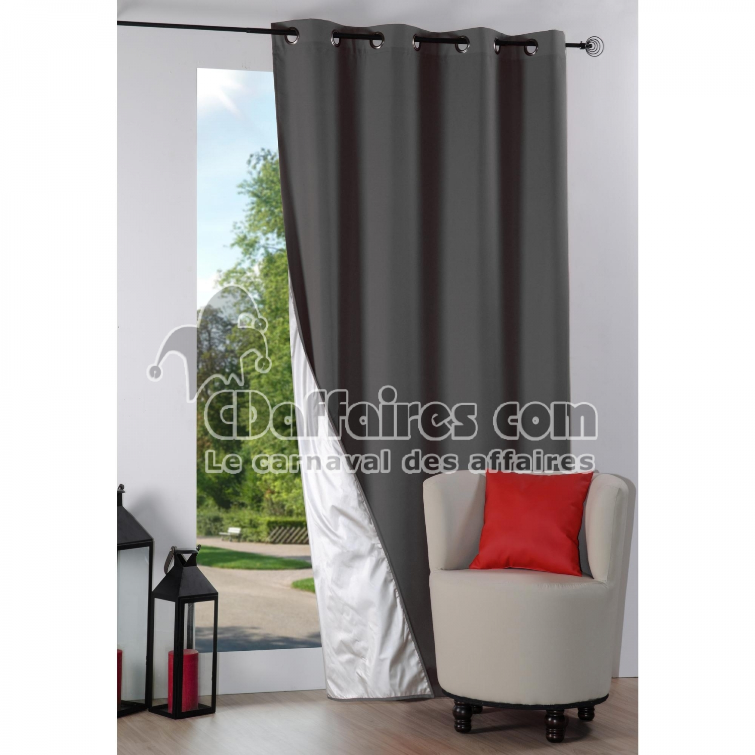 liste de cadeaux de axelle t rideau thermique douche top moumoute. Black Bedroom Furniture Sets. Home Design Ideas