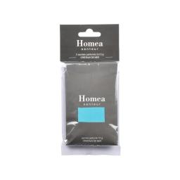 sachets fraicheur parfumés/2x10grs - parfum cristaux de mer