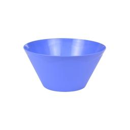 saladier conique 3.3l ø25*h13cm - indigo