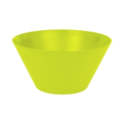 saladier conique 7l ø32*16cm - vert